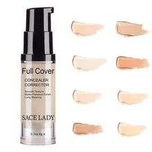 Das originale Full Cover Make Up von Sace-Lady™
