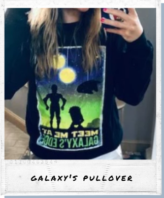 !!A Ready To Ship: POSTER SERIES: Galaxy's Edge Sweatshirt