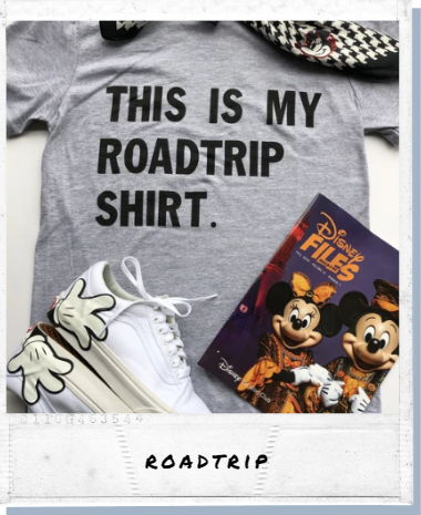 !A Ready To Ship: $15 SERIES: Roadtrip Tee