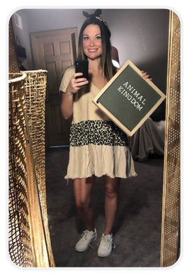 !*Boutique Collection SALE! Safari Trek Dress