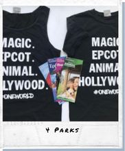 Load image into Gallery viewer, !A Ready To Ship: STATEMENT SERIES: Four Parks Tee/Tank