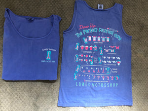 !A Ready To Ship: SPRING SERIES: Draw Up The Perfect Festival Day Tank