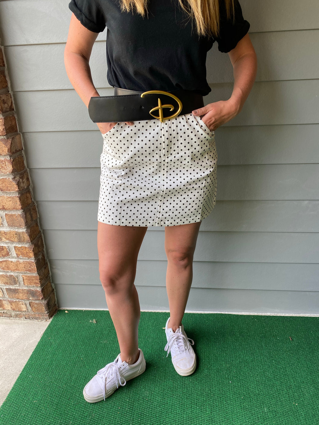 !*Boutique Collection: Polka Dot Skirt-Available Sunday 6/7!