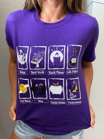 $10 END OF SEASON SALE: Hocus Pocus Unisex Tee!