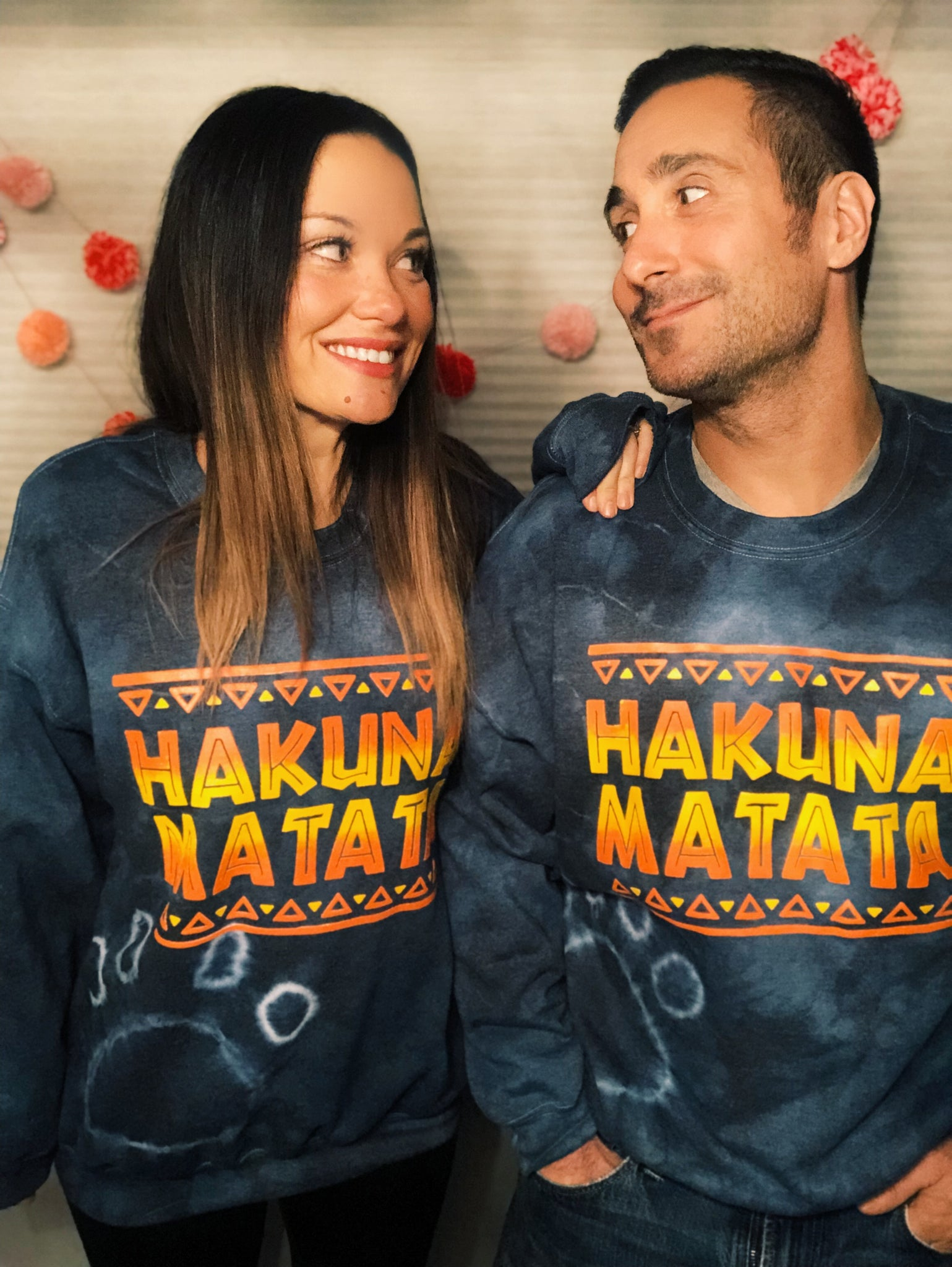 !A Ready To Ship: STATEMENT SERIES: Hakuna Sweatshirt