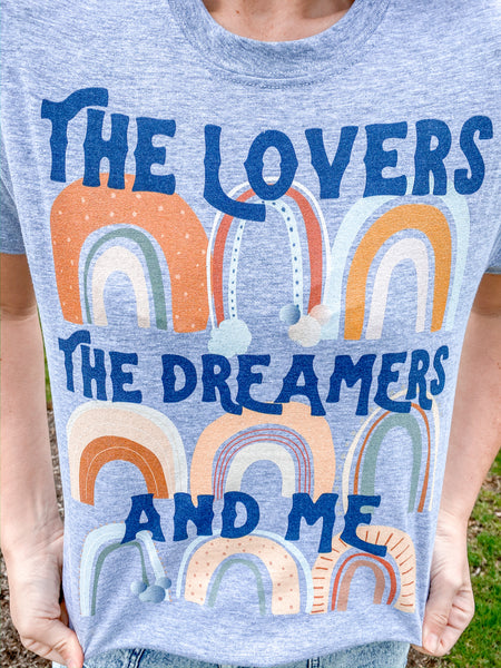 !A Ready To Ship: STATEMENT SERIES - The Lovers The Dreamers & Me
