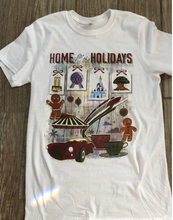 Load image into Gallery viewer, !!!CHRISTMAS: Home For the Holiday's Short Sleeve Tee