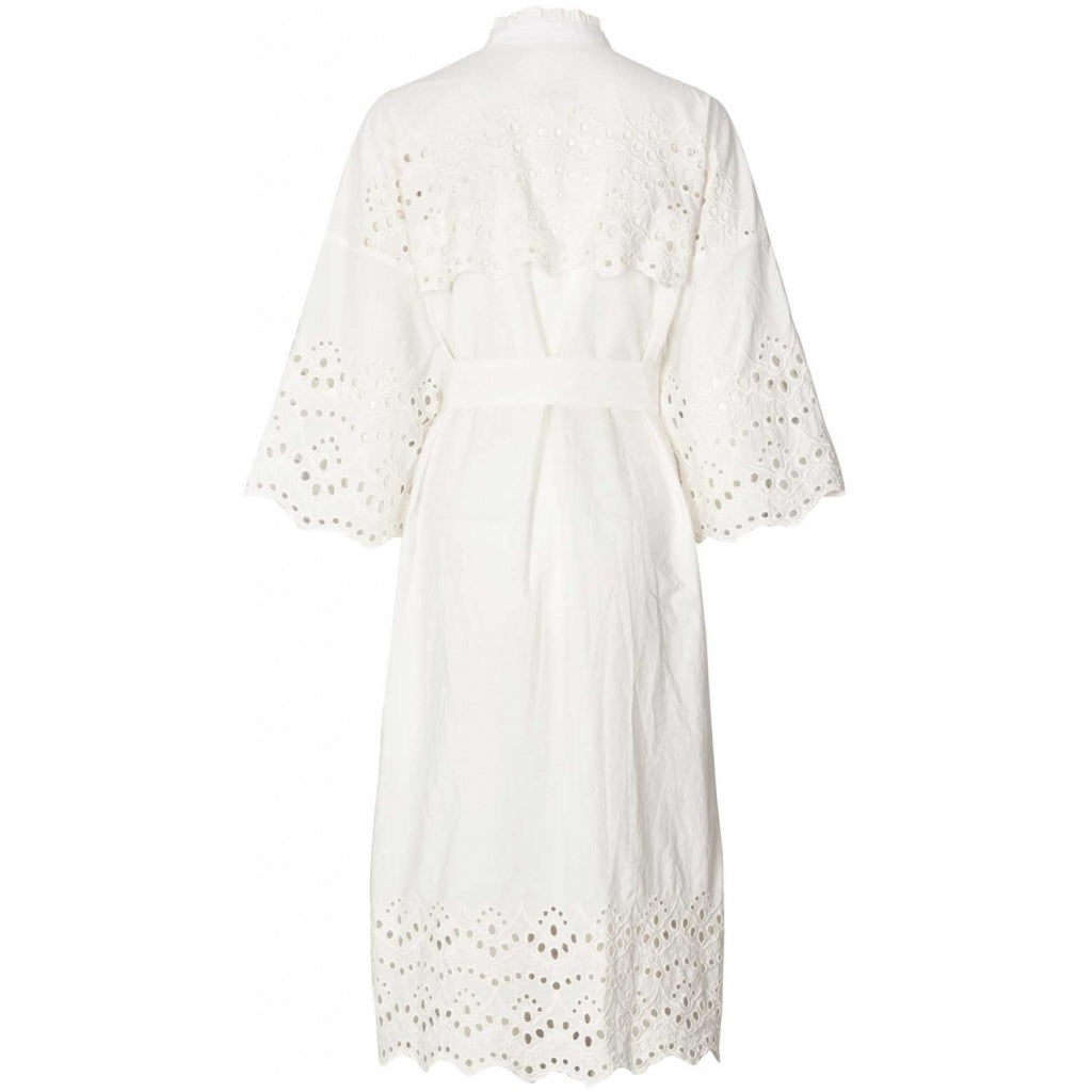 Lollys Laundry Tumi Dress in white