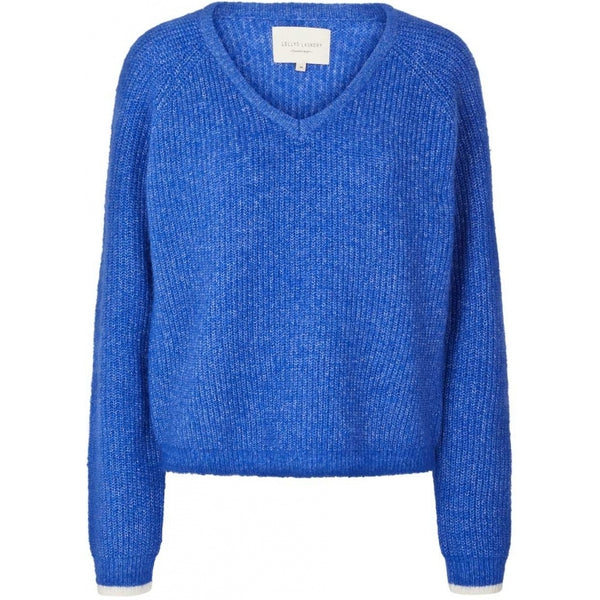 Lollys Laundry Aliza Jumper in blue