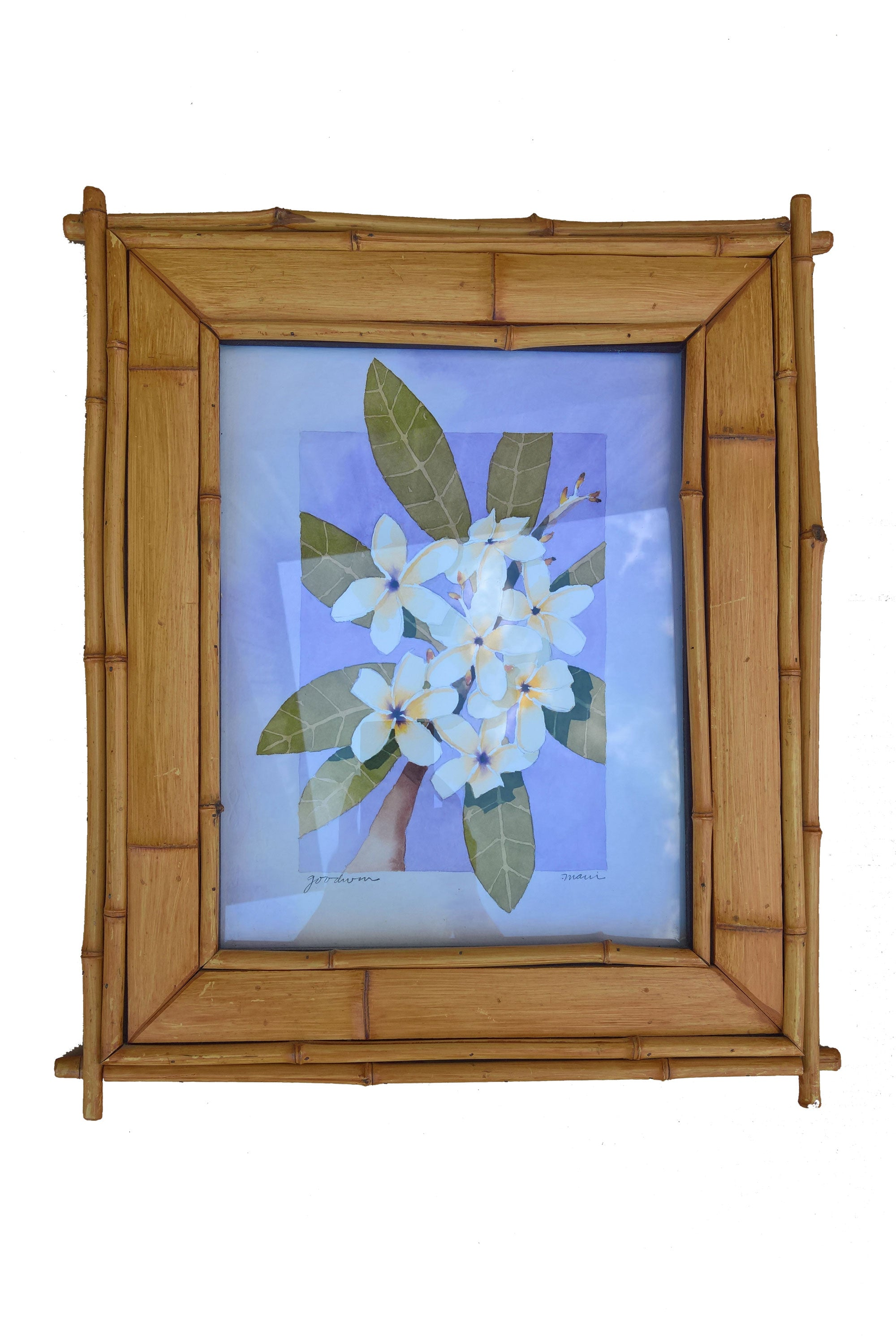 Bamboo Picture Frame - Bamboo Toronto Store