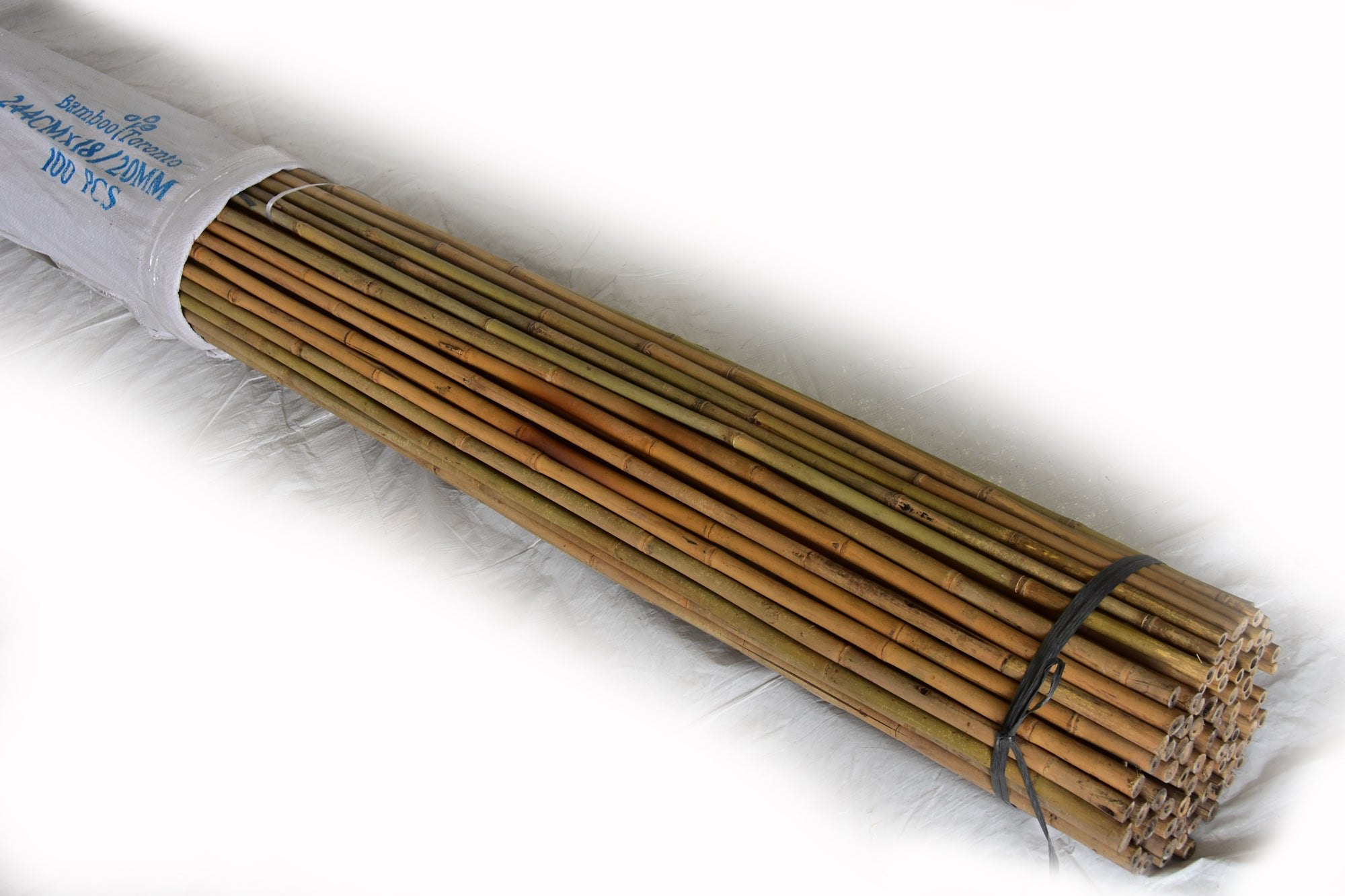 "Tonkin Bamboo Pole 18-20mm (3/4"") x 8'"