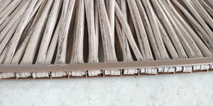 Synthetic Palm Leaf Roof Thatch - Bamboo Toronto Store