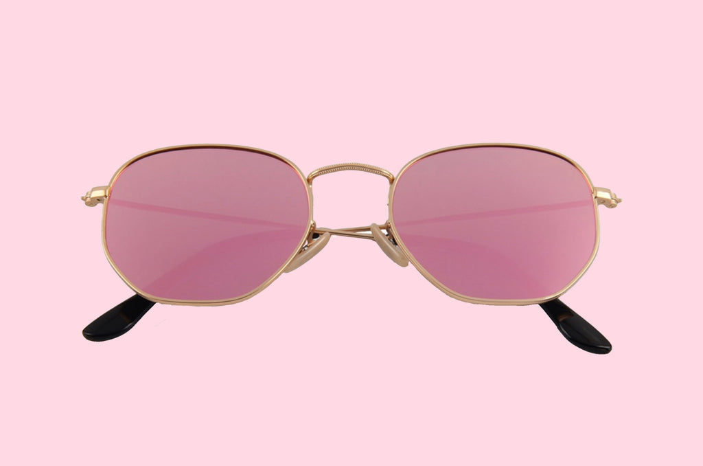 Gafas de sol rosas, las favoritas de las influencers y celebrities esta temporada