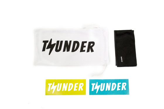 THUNDER MUSTACHE BROWN