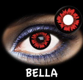 LENTILLAS HALLOWEEN BELLA