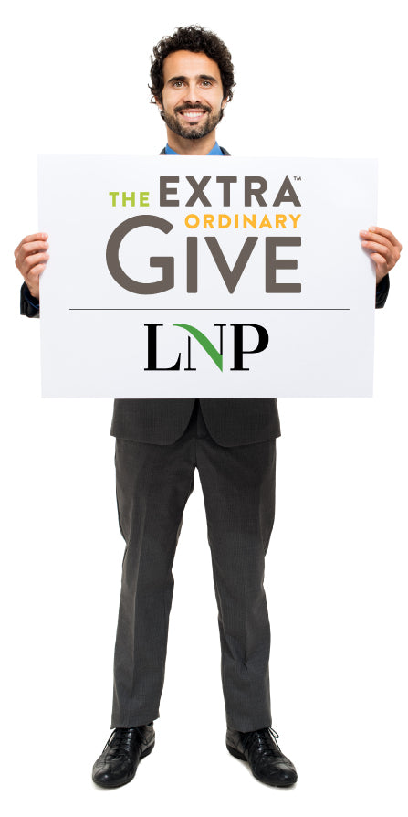 Extraordinary Give & LNP