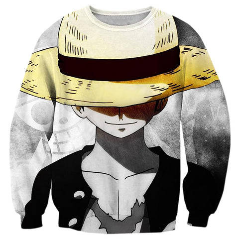 Monkey D. Luffy Sweatshirt