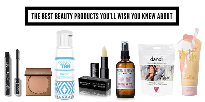 The Best Beauty Products That You'll Wish You Knew About