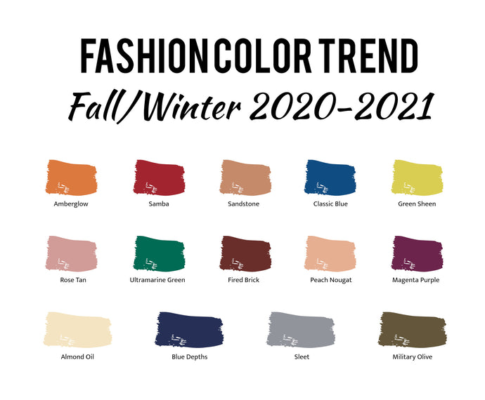 Womens Autumn/Winter 20/21 Trends