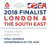dandi patch® shortlisted for The Great British Entrepreneurship Awards 2018