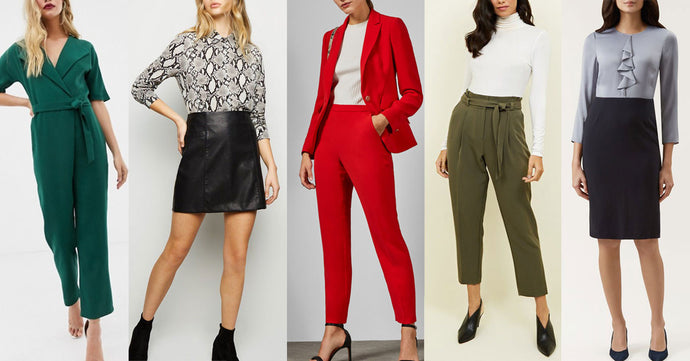 What to Wear to Work | A Woman's Guide to Office Style