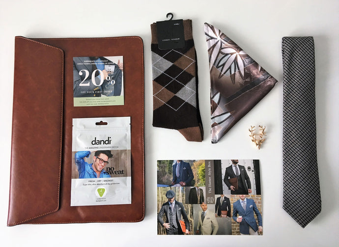 Inside the UK's #1 Subscription Box for The Modern Gentleman