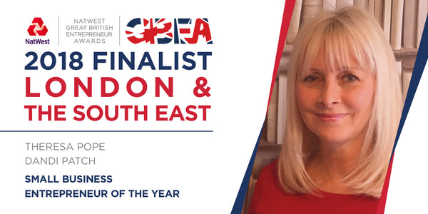 GBEA Awards 2018 - Theresa Pope of dandi patch