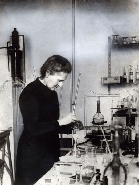 International Women's Day - Marie Curie