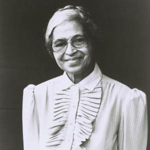 International Women's Day - Rosa Parks