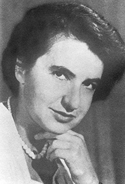 Rosalind Franklin - International Women's Day