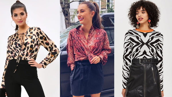 Animal print is one of the biggest fashion trends for AW18