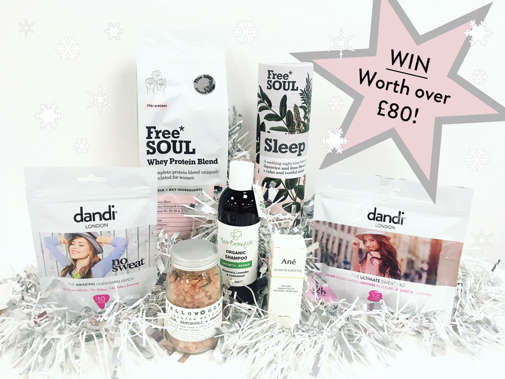 Win this amazing bundle!
