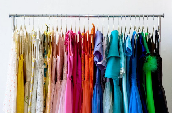 Fashion hacks - organise your wardrobe