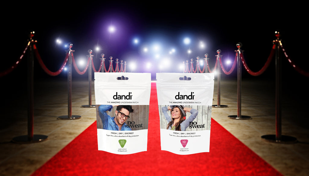 Oscar nominees & BRIT Award celebs receive dandi patch