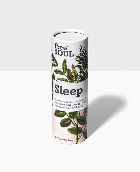 Free soul sleep tea