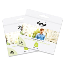 Post Lockdown Summer Promo - 2 packs of Men's dandi® pad
