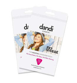 Post Lockdown Summer Promo - 2 packs of Ladies dandi® patch