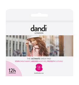 dandi® pad | Sweat pads that solve the issue of sweat marks and stains