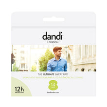 dandi® pad | Sweat pads that solve the problem of sweat marks and stains