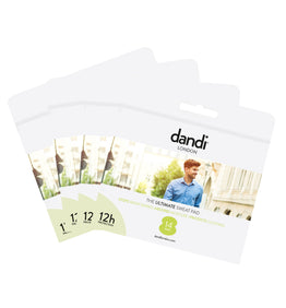 The dandi® pad - sweat pads - 4 for 3 special offer