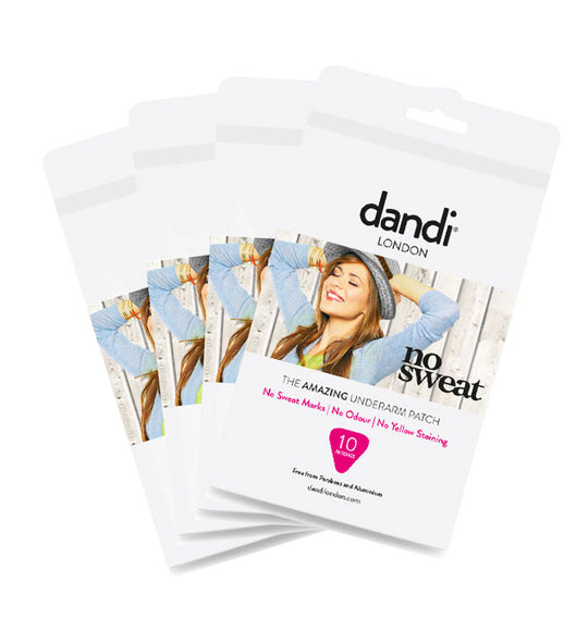 Ladies dandi® patch special offer
