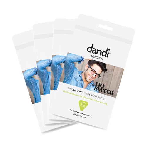 Men's dandi® patch special offer.