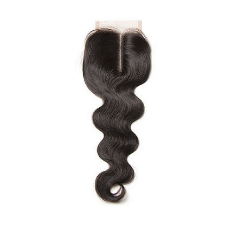 Indian 4 * 4 Lace Closure