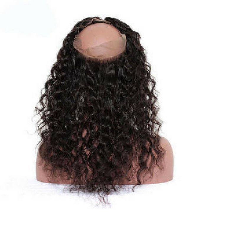 Indian 360 Lace Closure