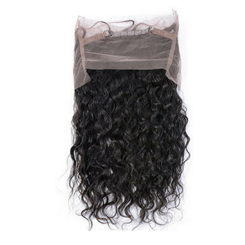 Peruvian 360 Lace Closure