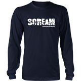 SCREAM White Long Sleeve