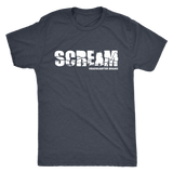 SCREAM white Triblend