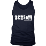 SCREAM White Tank