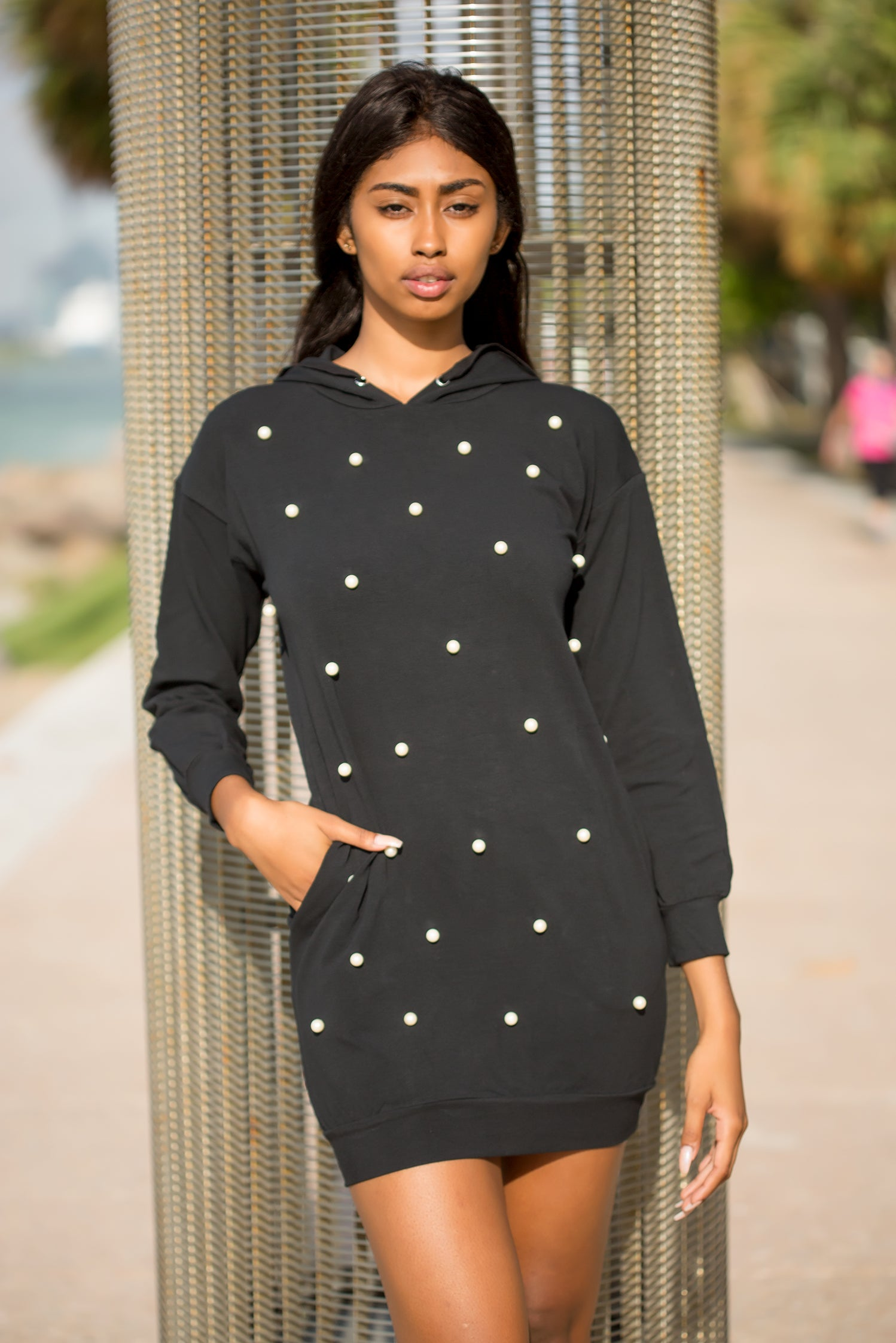 Jenna - Picture Perfect Sweater Dress - Semai House Of fashion