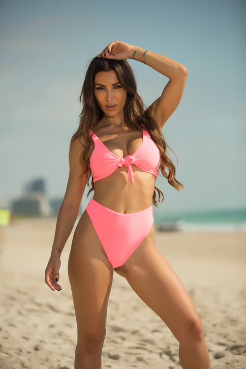 Nessa - Pink Crush 2 Piece Swimsuit